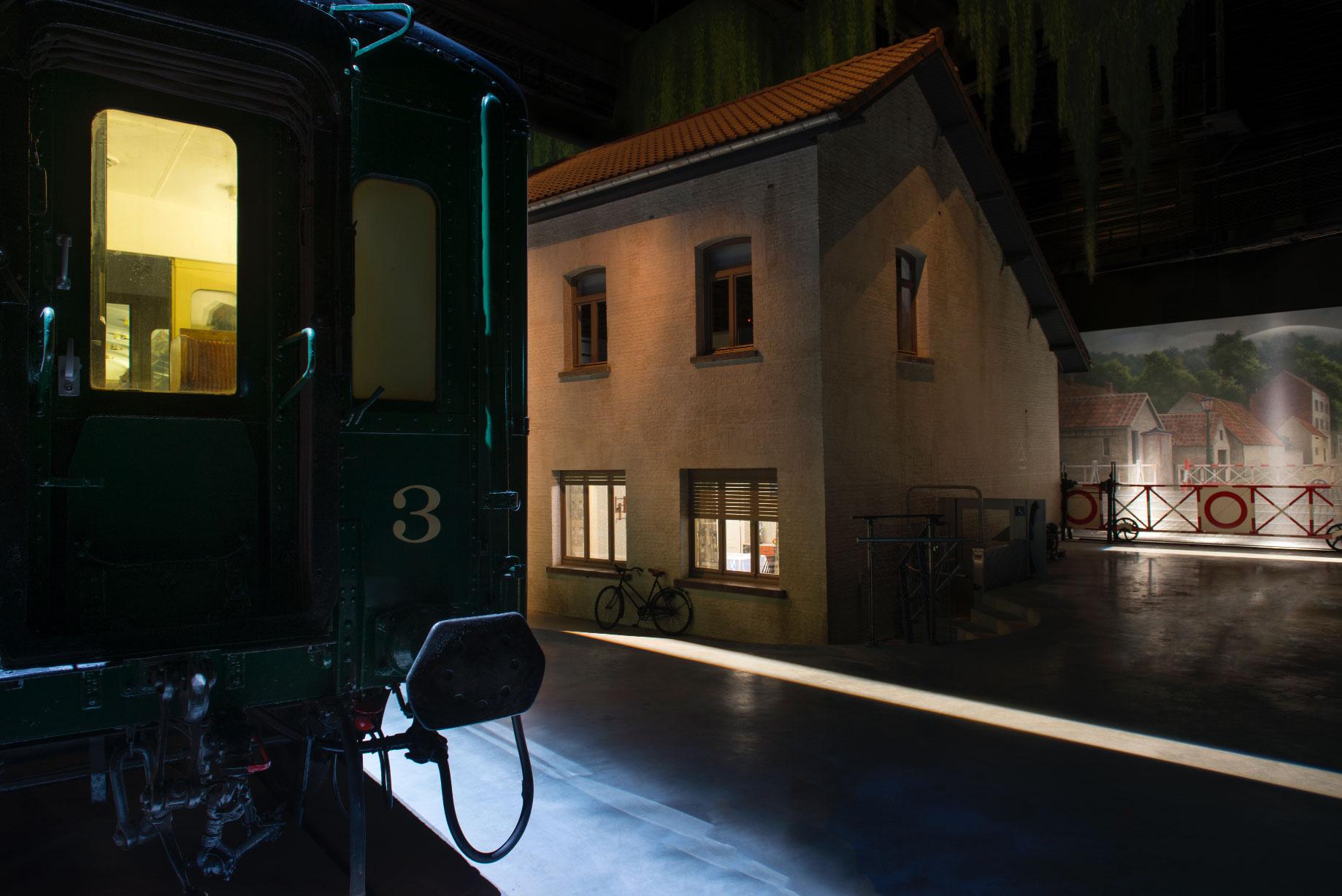Train World - La maison des cheminots © Marie-Françoise Plissart