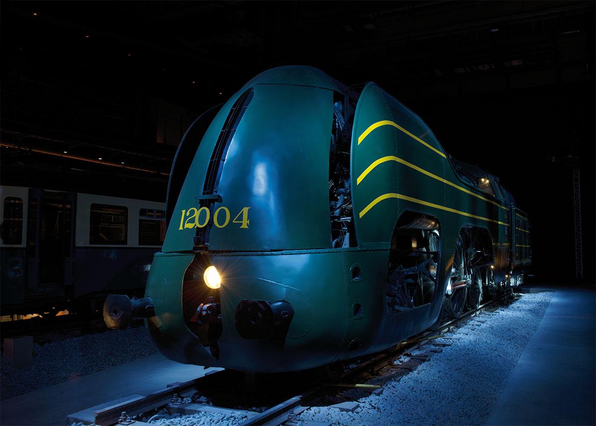Train World - La Type 12 © Marie-Françoise Plissart